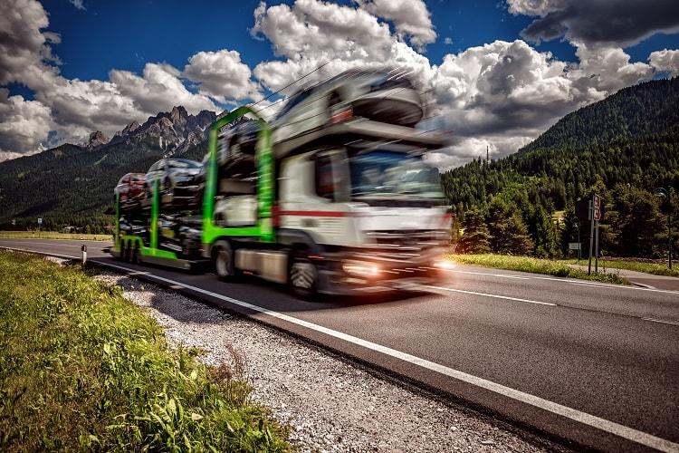 Autotransport beim PKW Ankauf